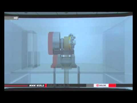 Hitachi unveils world's fastest elevator
