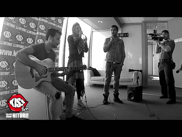 Sore & Mihai Ristea - Beautiful Life - super live la Kiss FM!