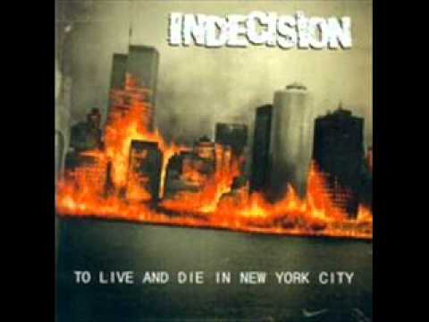 Indecision- Hallowed Be Thy Name