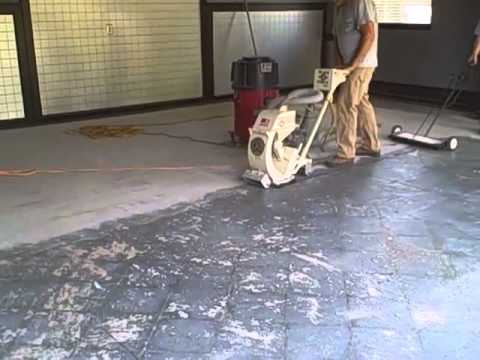 How To Paint A Garage Floor That Has Been Painted