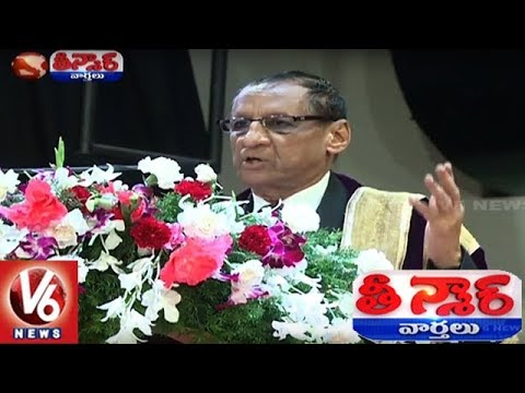 I Would Have Been A Terrorist: Governor Narasimhan | Teenmaar News