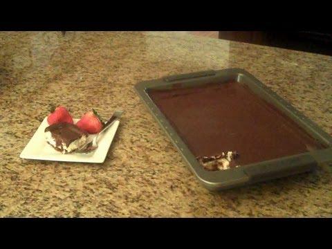 Ani Phyo Raspberry Ganache Raw Chocolate Cake Recipe