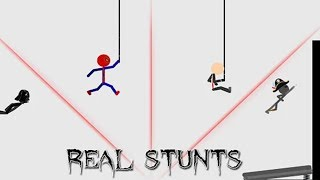 Stickman Backflip 1 | Parkour Mode : New Character Unlocked - Android GamePlay HD