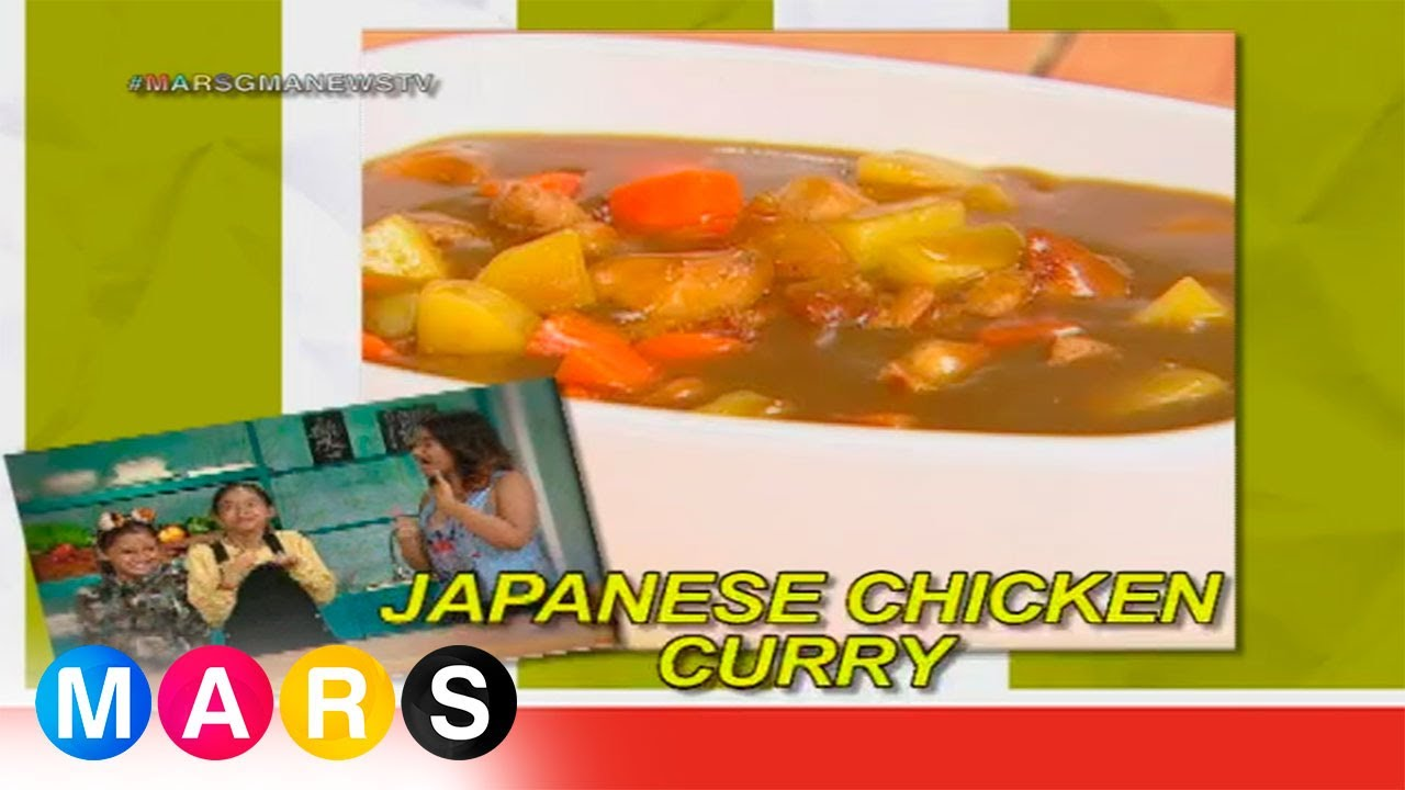 Mars Masarap:  Japanese Chicken Curry by Leona, Jade, and Nella Abrera