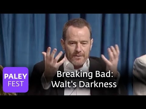 Breaking Bad - Bryan Cranston on Walt