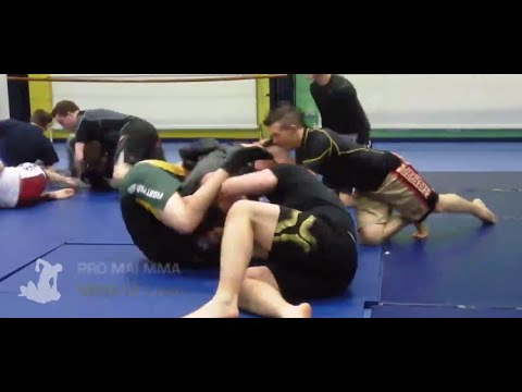 MMA 121 - Multiple Opponent Grappling Drill Image 1
