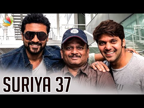 HOT : New Addition in Suriya's Next | K.V.Anand Movie, Arya | Latest Tamil Cinema News