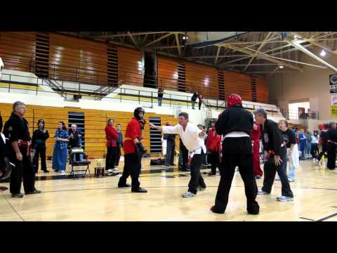 Isshinryu Karate Fight (2nd fight)