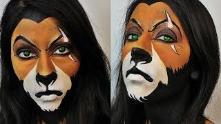 Disney Villain Series Part 2: Scar The Lion King How To