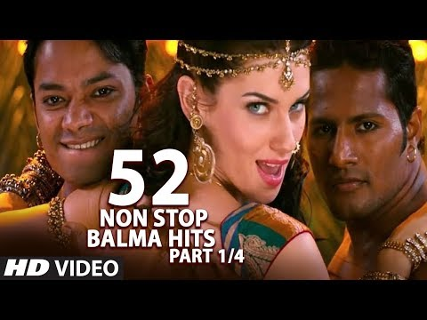 52 Non Stop Balma Hits - Part 1/4 (Exclusively on T-Series Popchartbusters)