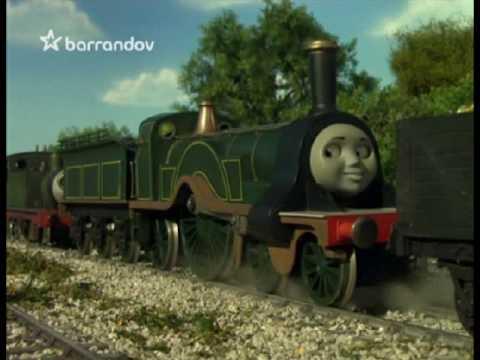 Lokomotiva Tomáš - 11x02 - Emily a odpadky