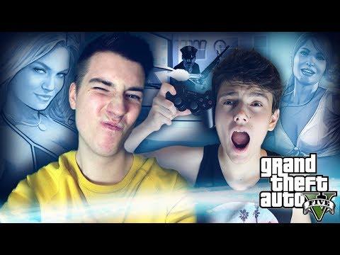 GTA V Online [#LIVE]: UCZYMY JASIOKA BRUMKAĆ