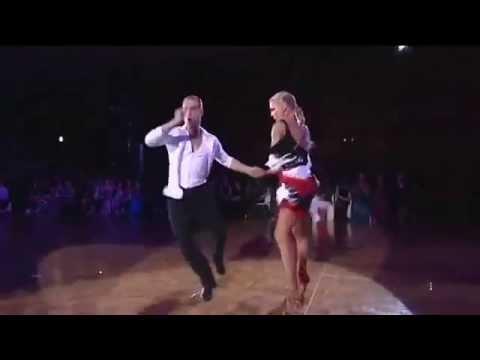 Yulia & Riccardo Cha Cha Cha Wssdf 2014 video