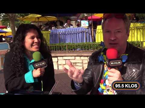 Gary Moore with Karla Gomez Ochoa
