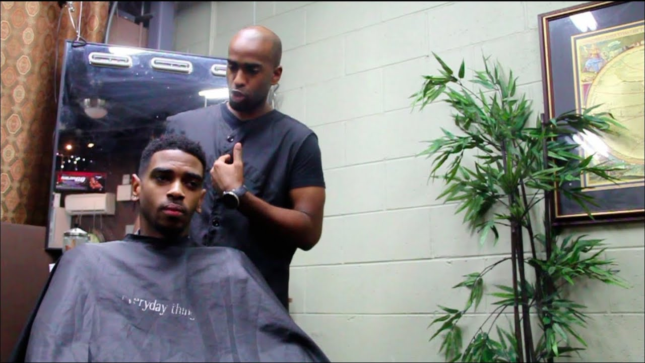 Barber Love : Love & Barbershop - @Dormtainment - YouTube