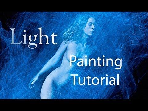Light Painting Photography Tutorial Artistic Nude Lightgraffiti