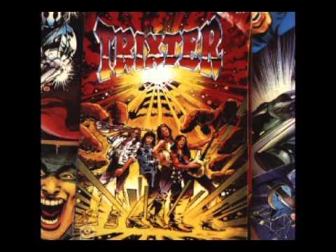 Trixter - Heart of Steel