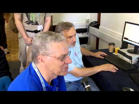 Earth Moon Earth (EME) Amateur Radio Conference 2012 Interviews: K1JT