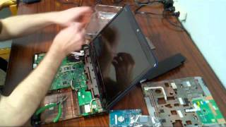 Dell: Inspiron 14R-N4010 Hard Drive Replace / Dis-assembly - Part 2
