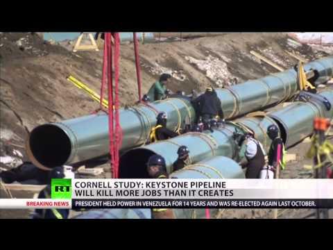 Keystone XL pipeline to kill environment and jobs?