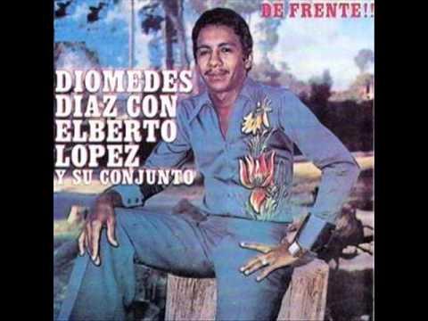 ALBUM DE FRENTE DIOMEDES DIAZ Y ALBERTO  EL DEBE LOPEZ