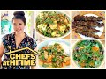 Thai Curry, Beef Skewers, Turmeric Fish & Balinese Cauliflower | Chefs at Home