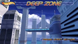 Hot Wheels World Race - Deep Zone