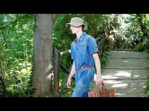 Fendi | Spring Summer 2020 Full Show | Menswear