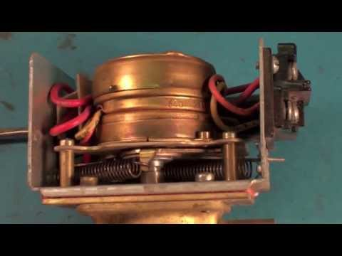 How the Honeywell zone valve works.  Part 1