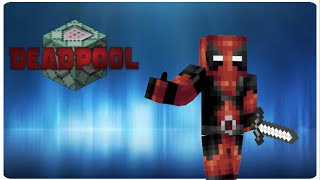 Deadpool in vanilla Minecraft | ONLY ONE COMMAND BLOCK (1.9)