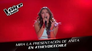 The Voice Chile | Anita Veas - Él me mintió