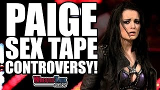 Paige Responds To Leaked Sex Tape! Xavier Woods WWE Status! | WrestleTalk News Mar. 2017