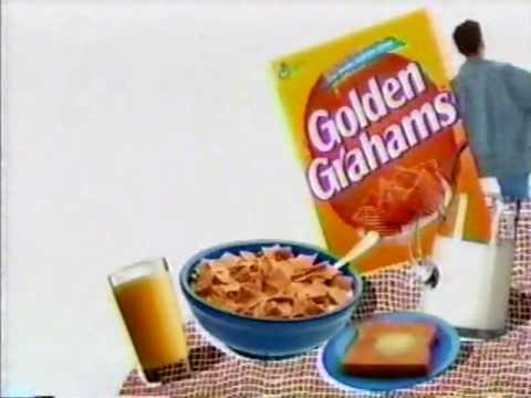 1994 General Mills Golden Grahams Commercial