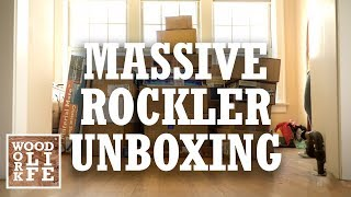 MASSIVE ROCKLER UNBOXING - The Tools!