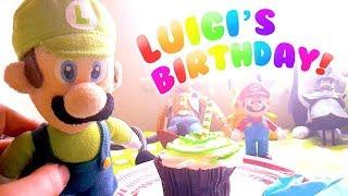 Luigi's Birthday! - Cute Mario Bros.