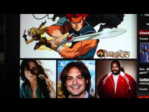 Thundercats 2011 Story on Thundercats 2011 Lion O  Panthro    Cheetara Voice Actors Revealed