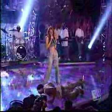 beyonce - naughty girl live at pepsi smash