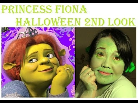 Tutorial Princess Fiona