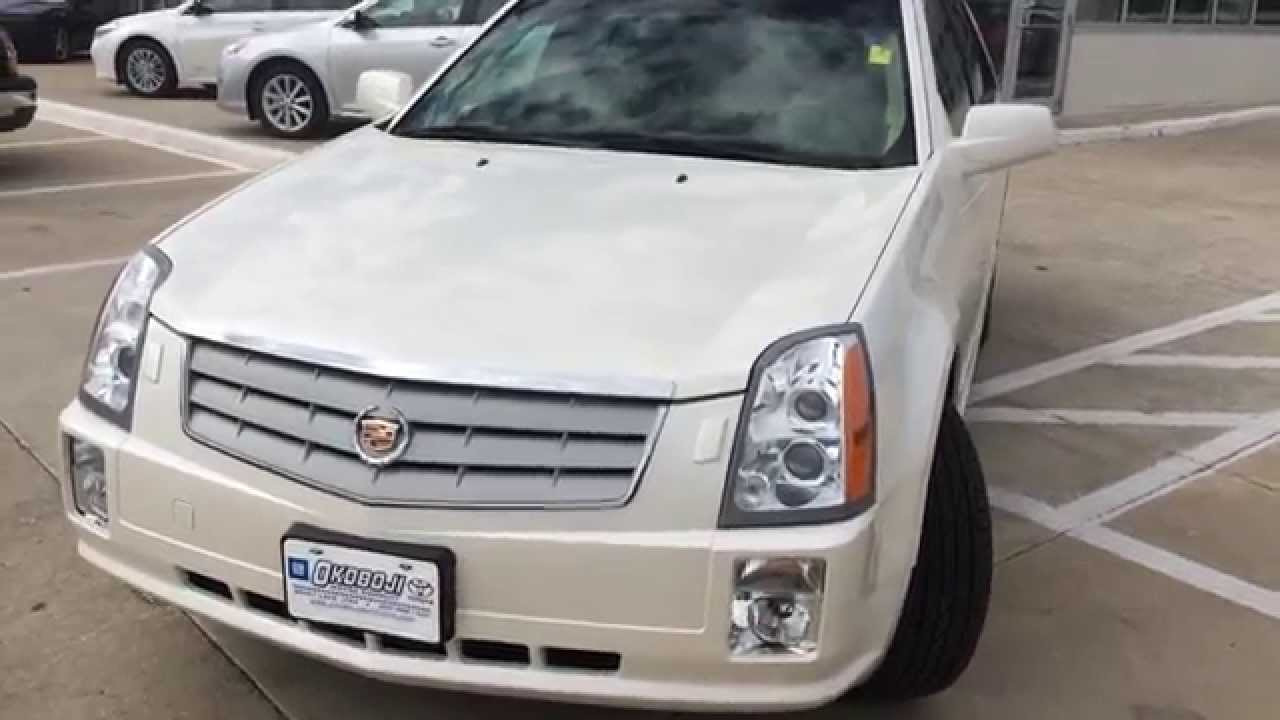 2008 Cadillac Srx Luxury Okoboji Motor Company Spirit Lake