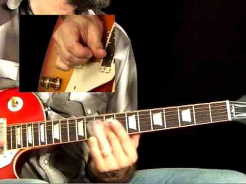 Blues Rock Guitar Lessons - Kings: Duane Allman - Andy Aledort - Statesboro Breakdown 1