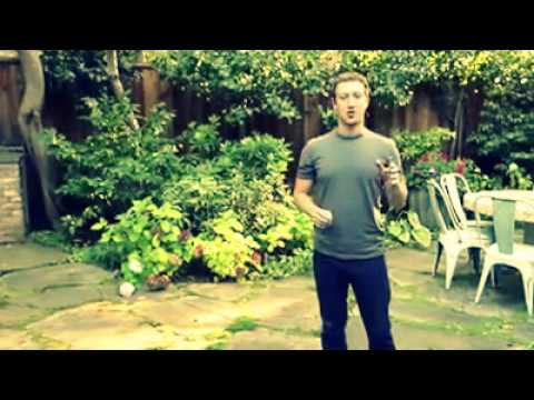 Mark Zuckerberg ASL Ice Bucket challenge