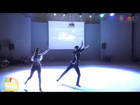 Duygu Günyel & Önder Pamukoğlu Dance Performance - EDF 2016