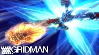 Super Lightning Kick   SSSS.GRIDMAN