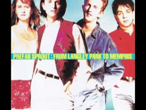 Prefab Sprout - Nancy (Let Your Hair Down For Me)