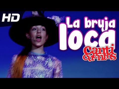 Musicreando Presenta Canticuentos La Bruja Loca Capitulo 12