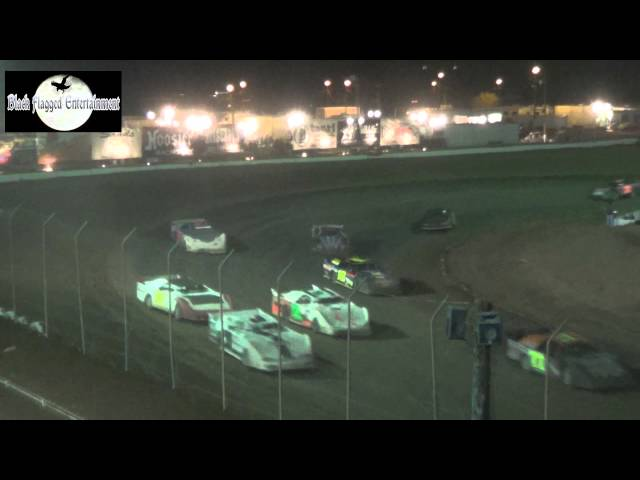 Black Flagged Entertainment Show- West Coast Late Models Main Event