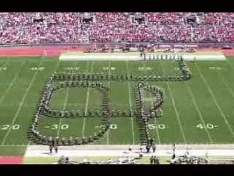 Ohio state university marching band