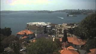 Sydney Webcam Time Lapse for Wed, 5th November 2014