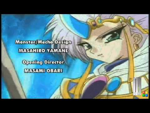 Magic Knight Rayearth: Magical Knights Opening video