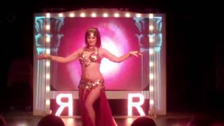 Alia - Vintage Style Belly Dancing - Conspiracy Club